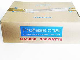 UKC KA3000 Bluetooth Караоке усилитель мощности звука, фото 3