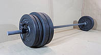 Штанга 1,5 м | 36 кг, фото 4