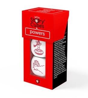 Настольная игра Rory Story Cubes. Powers (Кубики Историй Рори. Сила)