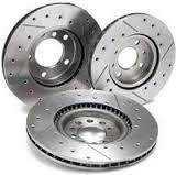 Тормозные диски SCT VW  4A0 615 301 D SD 25105