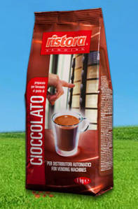 Горячий шоколад Ristosra