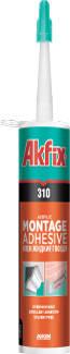 Клей жидкие гвозди Akfix 310 на акриловой основе (310 ml), фото 2