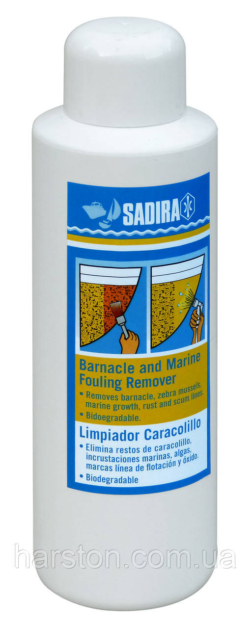 Средство для очистки судна от водорослей и ракушек SADIRA, 1 л.