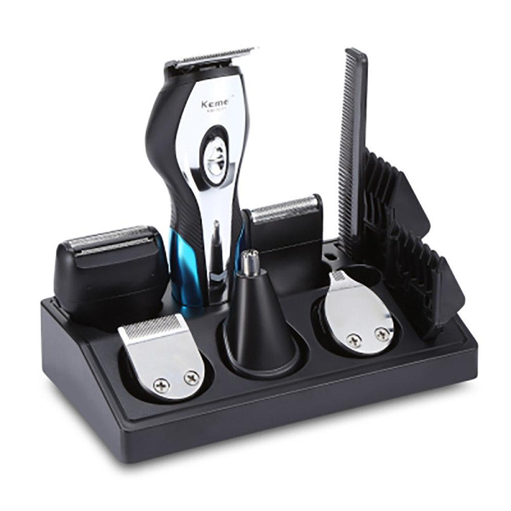 Машинка для стрижки Kemei LFQ-KM-5031 функциональный триммер для волос