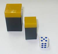 Фокус кубик в коробочках