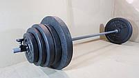 Штанга 1,5 м | 54 кг, фото 4