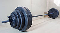 Штанга 1,8 м | 65 кг, фото 4