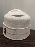 Трикотажная демисезонная шапка для мальчика, фото 2