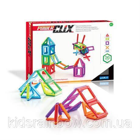 Конструктор PowerClix Frames, 26 деталей