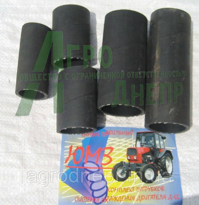Комплект патрубков радиатора ЮМЗ (5шт.) 36-1303000СБ