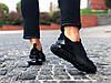"""Кроссовки мужские Nike Air Max 270 """"Black"""" / NKR-1716 (Реплика), фото 4"""