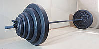 Штанга 1,8 м | 85 кг, фото 4