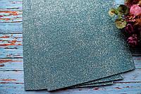 Фоамиран бирюзовый, 2 мм