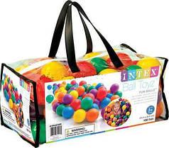 Набор мячей для игровых центров (8см) Intex 49602