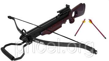 Арбалет Man Kung MK-150A3W рекурсивний гвинтівкового типу ц:коричневий (MK-150A3W)