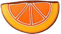 """Расписной пряник ручной работы - """"Долька апельсина"""""""
