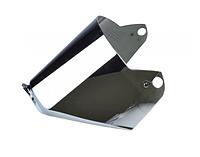 Визор (Стекло) для шлемов LS2 MX436 Pioneer зеркальный (серебристый)