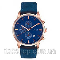Мужские наручные часы Hemsut BlueMarine, фото 3