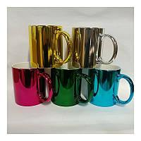 Друк на дзеркальних / перламутрових чашках