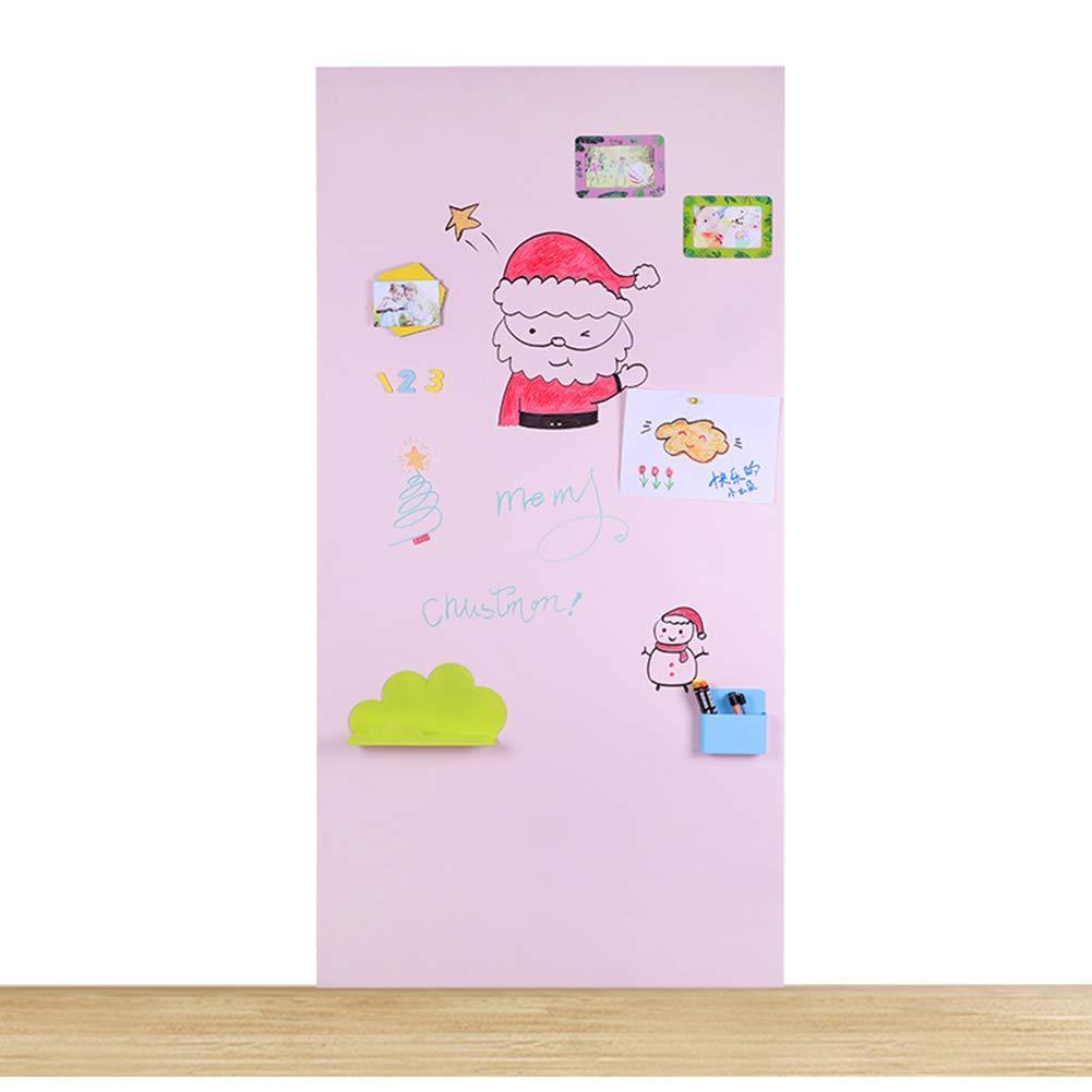 Меловая магнитная плёнка Melmark RS 1,2 х 1 м самоклеящаяся светло-розовая