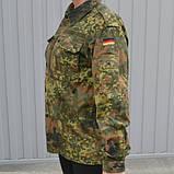 Китель летний НАТО BUNDESWEHR флектарн б/у, фото 2