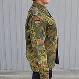 Китель летний НАТО BUNDESWEHR флектарн б/у, фото 3