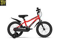 """Велосипед детский RoyalBaby Chipmunk 18"""", красный OFFICIAL UA, фото 1"""