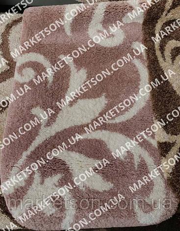 Коврик Shaggy 1х2 м. пушистый с длинным ворсом. Турция., фото 2