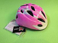 Шлем для роликов, велосипеда, скейта и самоката с регулировкой размера 48-52, фото 1
