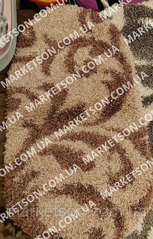 Килимок Shaggy 1,20х1,70 м. пухнастий з довгим ворсом. Туреччина., фото 2