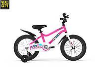 """Велосипед детский RoyalBaby Chipmunk 18"""", розовый OFFICIAL UA, фото 1"""