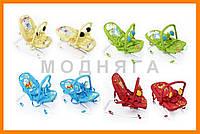 Шезлонг для детей | кресло-качалка для детей