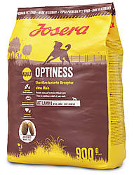 Сухий корм Josera Optiness (для дорослих собак середніх та великих порід)