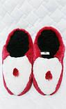 Тапочки домашние меховые мужские, женские, детские, фото 8