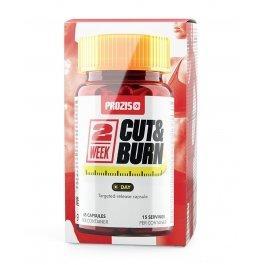 Жиросжигатель Prozis 2 Week Cut & Burn - Day 45 caps