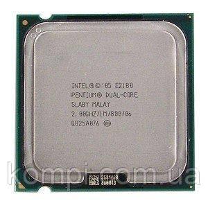 Процессор Intel  E2180 S775
