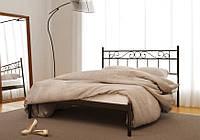Кровать Эсмеральда-1 140*200см (Esmeralda-1) Метакам, фото 1