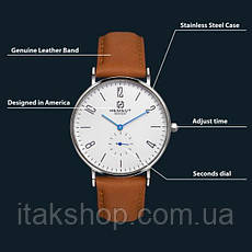 Мужские наручные часы Hemsut West, фото 3