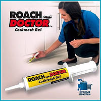 Гель против тараканов и насекомых roach doctor
