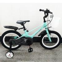 Велосипед SHADOW - 16д Магниевая рама (Magnesium). Бирюзовый