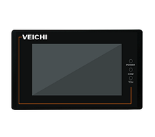 "Панель оператора (HMI панель) VI10-070S  7.0"", 1 COM ports, RS232/RS485/RS422, USB port"