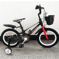 Велосипед SHADOW - 16д Магниевая рама (Magnesium). Черно-красный