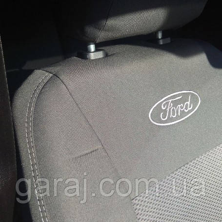 Чехлы модельные Ford С-Мах с 2002-10 г Elegant Classic №018