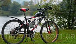 купить бензиновый мотор для велосипеда