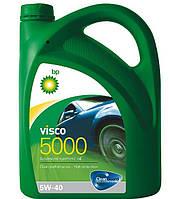 Моторное масло синтетика BP Visco 5000 5w40 4л