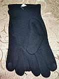 Трикотаж с сенсором перчатки мужские только оптом, фото 3