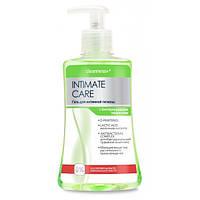 Гель для интимной гигиены  с бактерицидным эффектом Cleanness+ Intimate care 310 мл