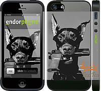Гибридный чехол для IPhone 5/5S