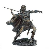 Коллекционная статуэтка Викинг с копьем VERONESE