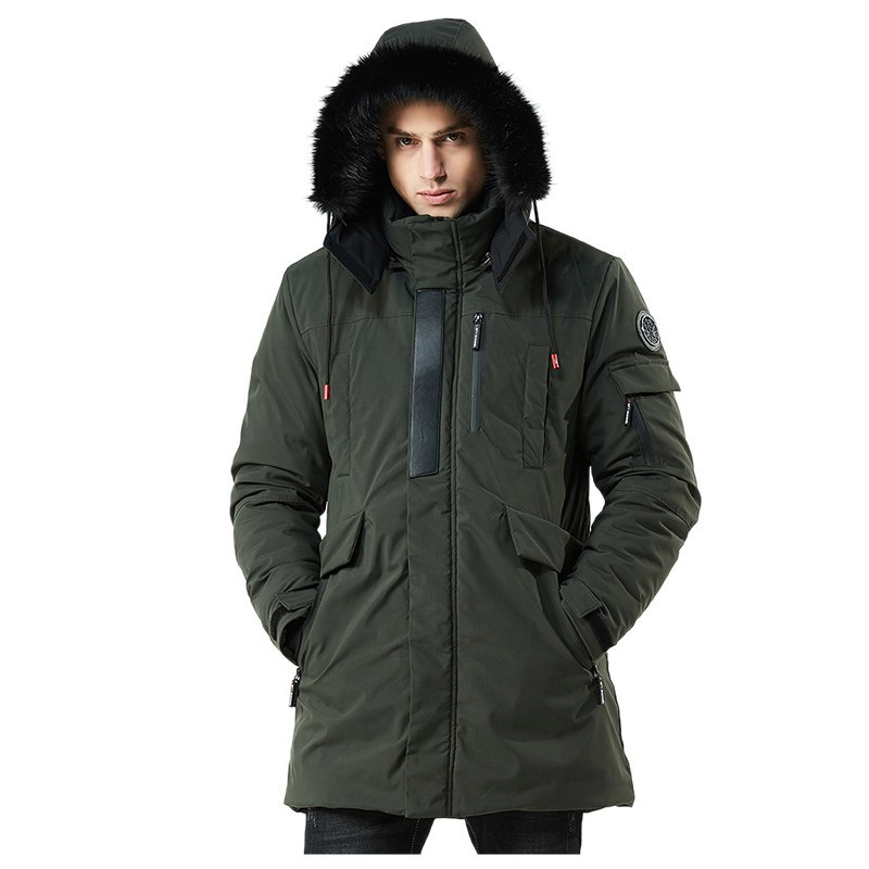 Куртка Парка Metropolis 54 Хаки (03001/035)